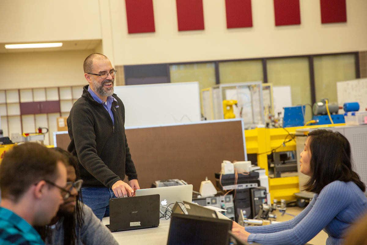'High interest' spurs addition of robotics classes at Austin Peay