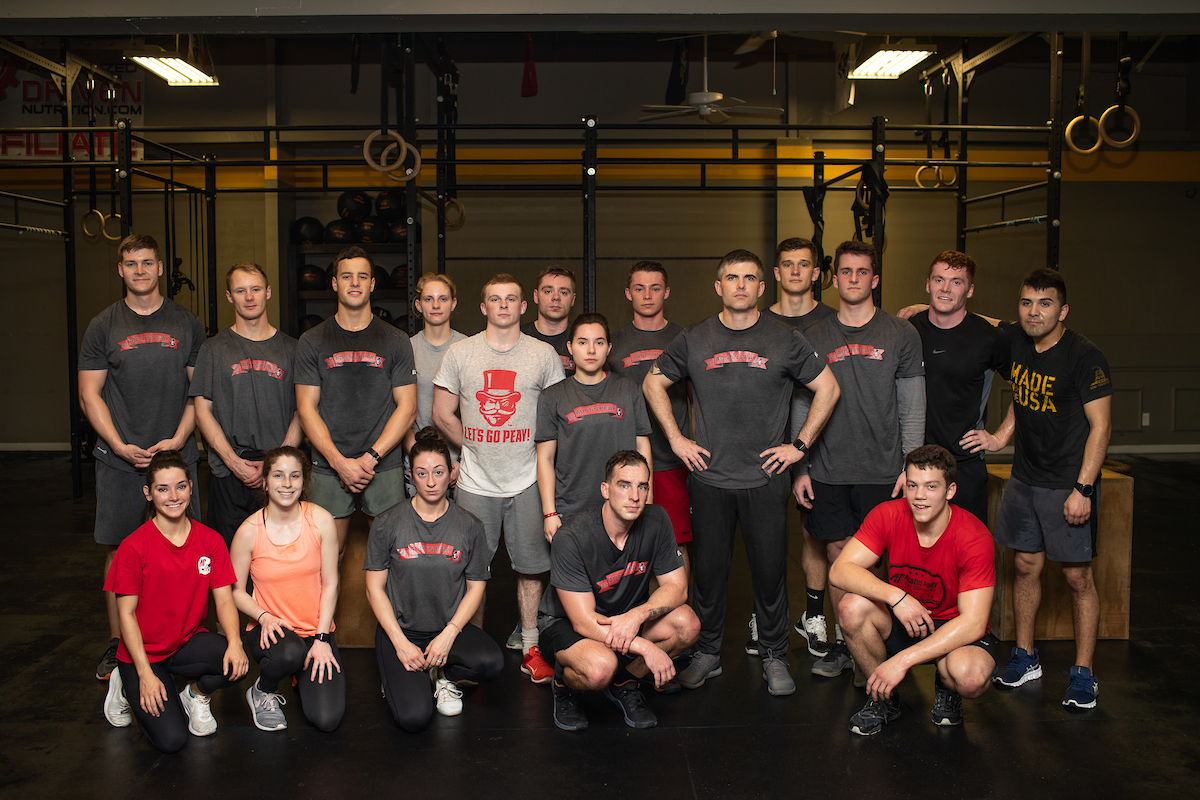 Austin Peay ROTC Ranger Challenge team to compete at prestigious West Point competition