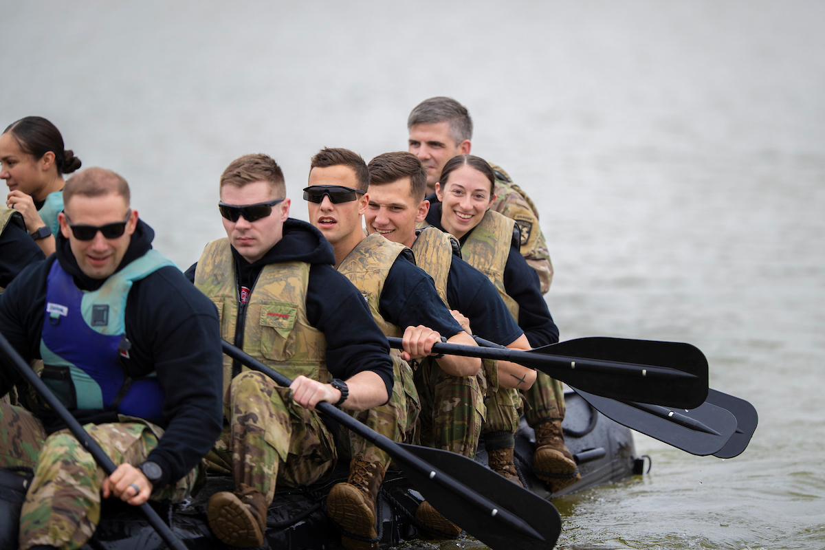 Austin Peay ROTC team 'strong,' 'motivated' for Sandhurst competition