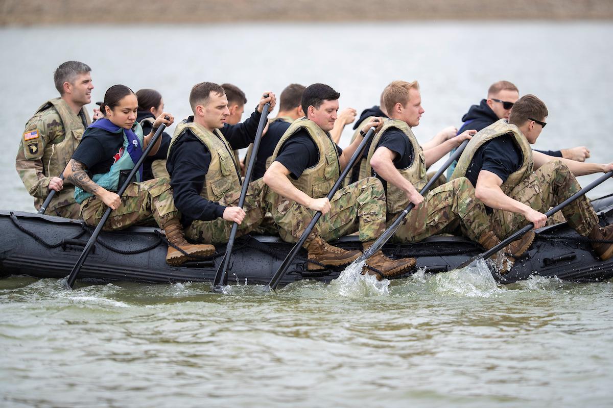 Watch: Day 2 - Meet Austin Peay's Ranger Challenge team cadets