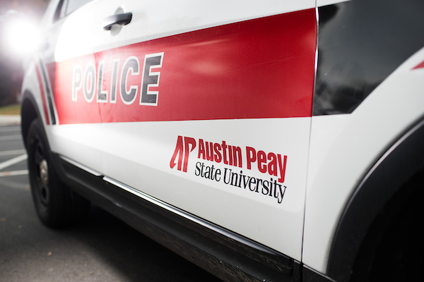 APSU police join statewide seat belt program