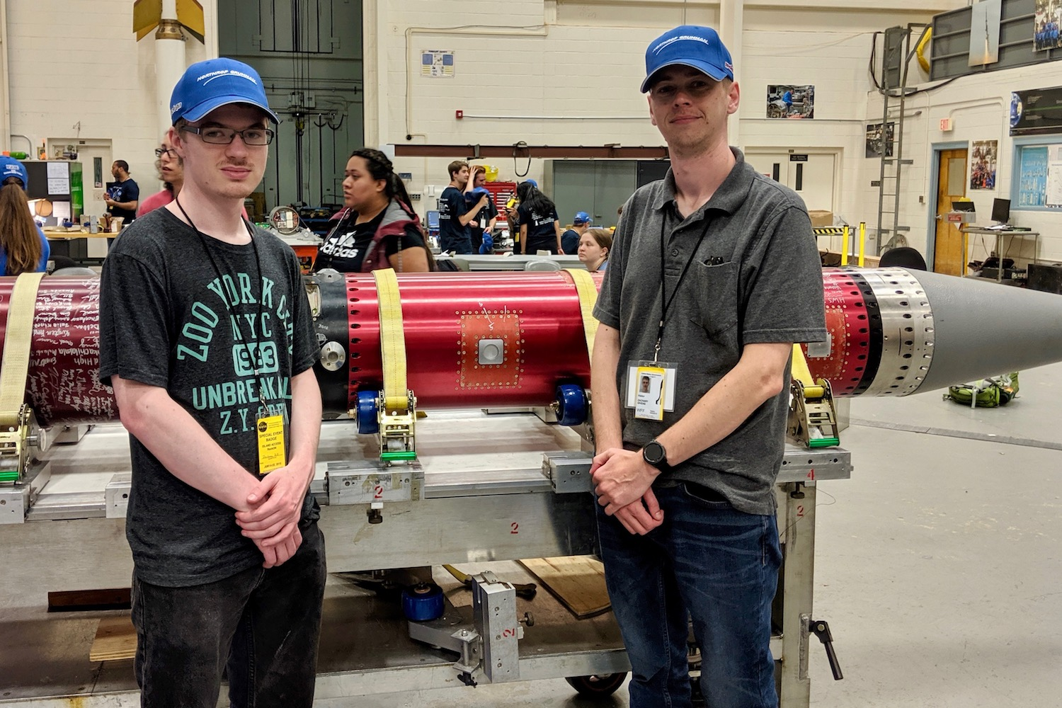 Austin Peay students scheduled to send payload to space for first time in school history
