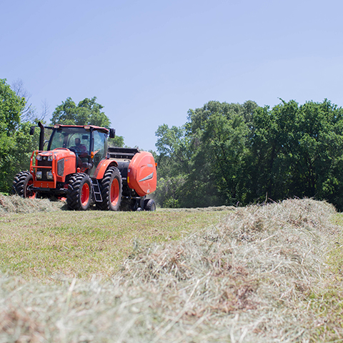 Agri-SustainableDev Kubota tractor donation