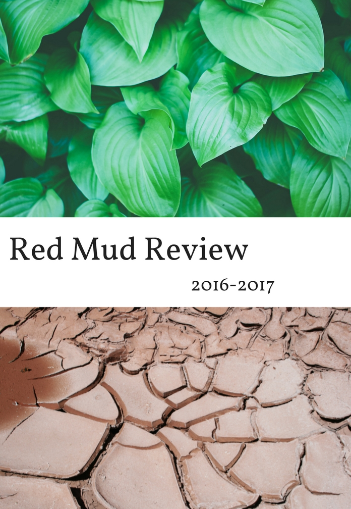Red Mud Review Cover 2016-2017
