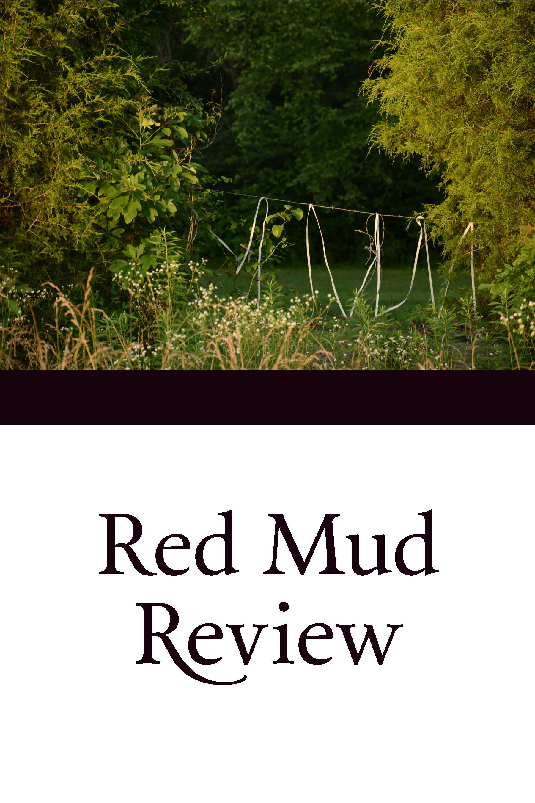 Red Mud Review Cover 2014-2015