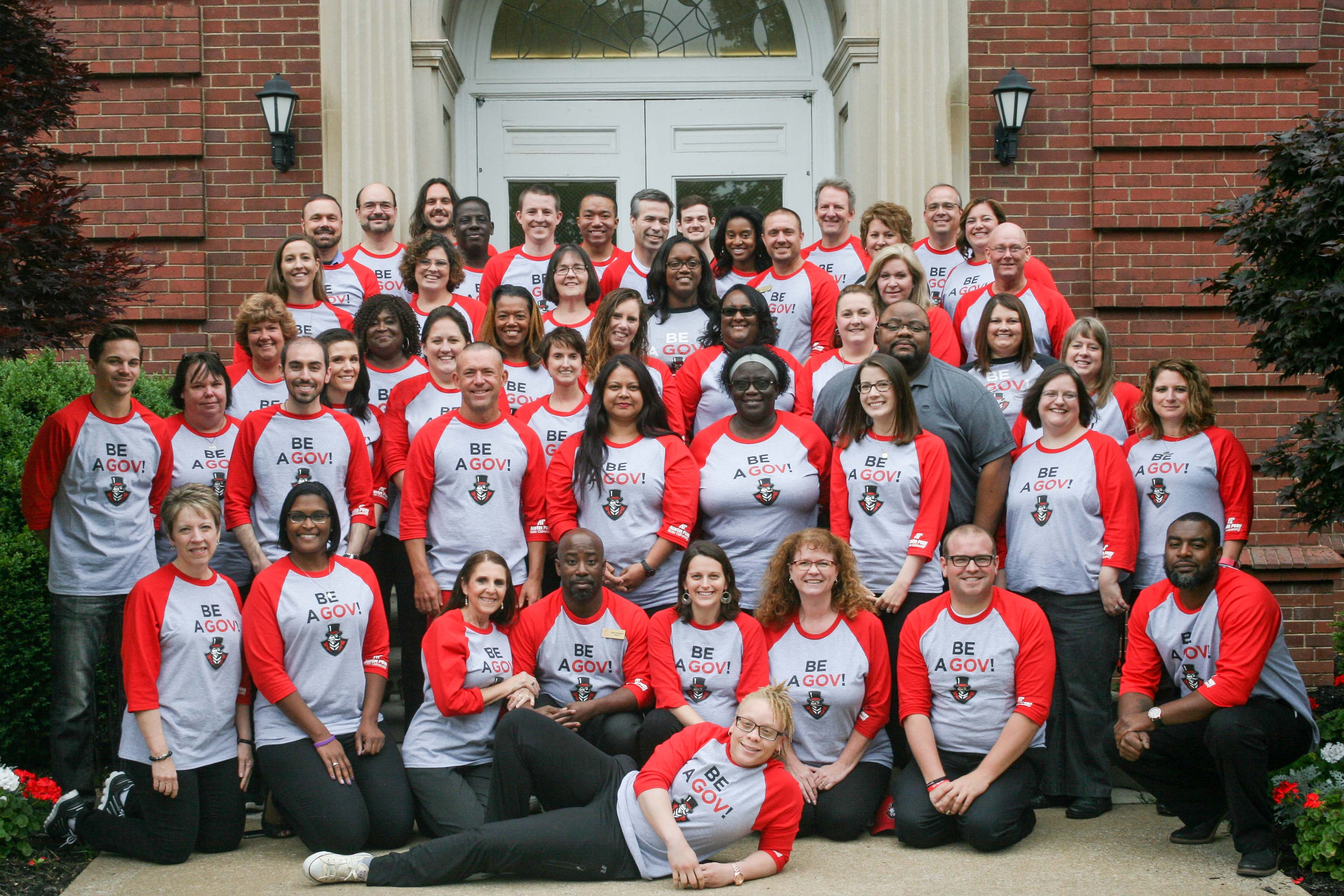 Division of Student Affairs staff