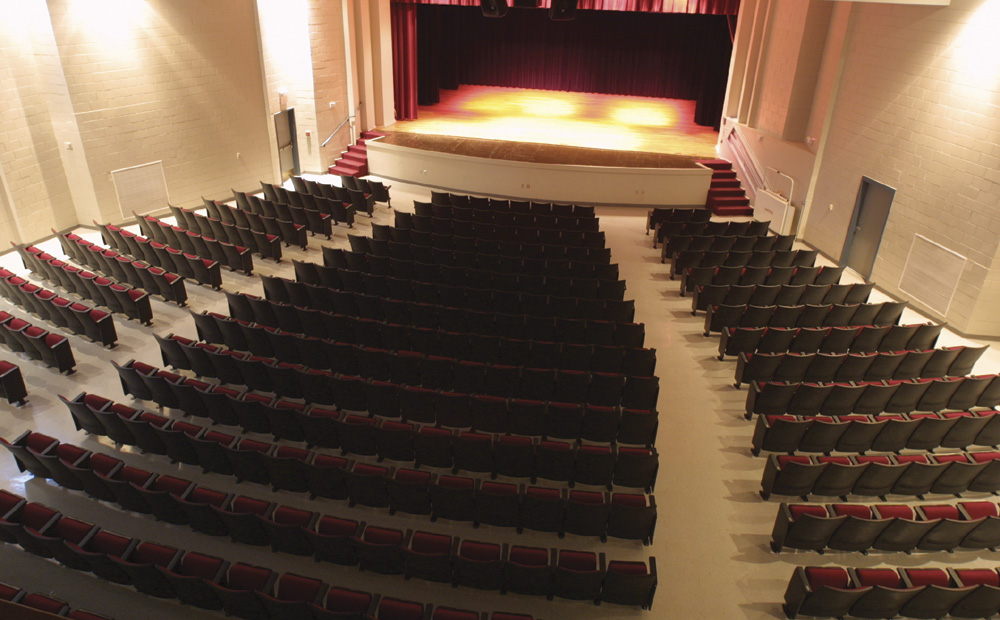 Picture of Clement Auditorium